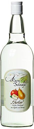 Alpenschnaps |Steinbeisser | 1 x 1l | Obstler | pures Alpenglück im Glas - 3
