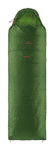 Ferrino Lightec SQ, Sacco a Pelo Uomo, Verde, 700 gr