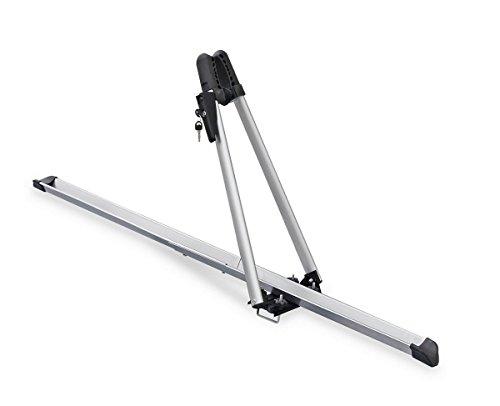 Menabo 932833 IRON Fahrradträger, abschließbar, Aluminium
