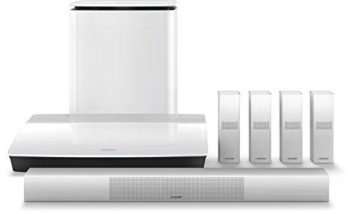 Bose Lifestyle 650 home entertainment system ホームシアターパッケージ Amazon Alexa対応 ホワイト