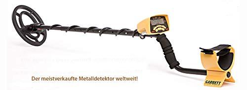 Garrett Ace 250 - Detector de metales (incluye protector de disco)