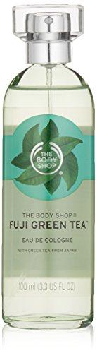 The Body Shop Tea Eau De Cologne, Fuji Green, 3.3 Fluid Ounce