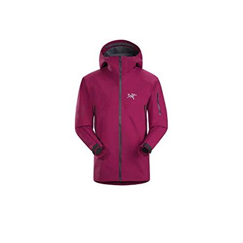 Arcteryx M Sabre AR Jacket Pink, Herren Gore-Tex Windbreaker, Größe M - Farbe Renegade