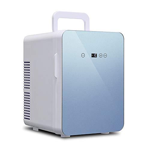 VERSOS(ベルソス ) 9L 冷温庫 ダブルペルチェ式 -9℃~60℃設定可能 AC/DC 2電源対応 家庭用 車載用 (ブルー)