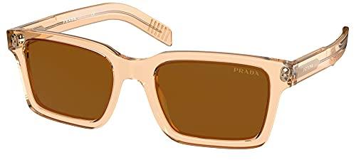Gafas de sol Prada PR 6 WS 01N02H Amber Cristal