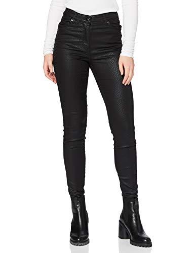 Marque Amazon - find. Jean Skinny Femme, Noir (Black), 34W / 32L, Label: 34W / 32L