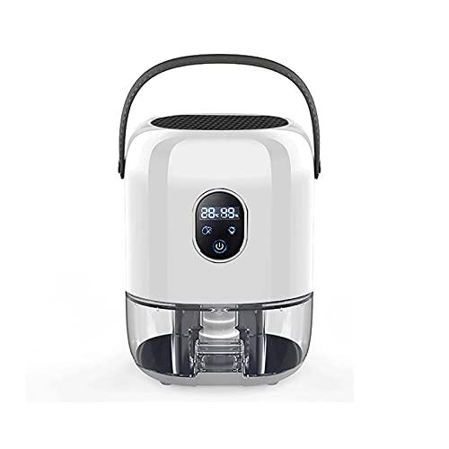 SHUILV Deumidificatore for deumidificazione ad Alta efficienza Portatile Ultra compatta e Assorbimento dell'umidità Piccolo e Portatile Basso consumo e Risparmio energetico