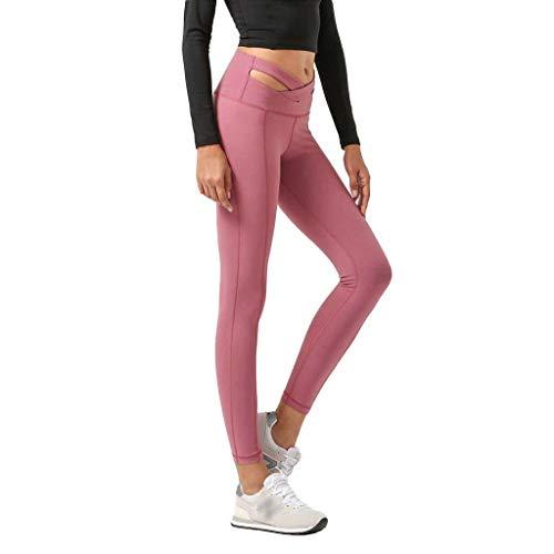 Hoge Taille Yoga Broek Leggings,kruis Ontwerp Buikcontrole Dames Training Joggingbroek Voor Sportschool