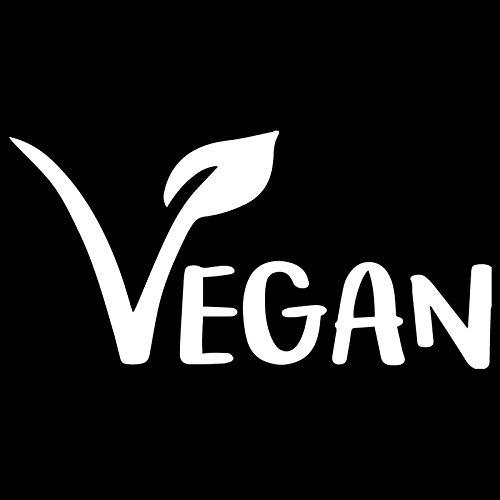 Vegetarianas Pegatinas de Coches Personalizados reflexivo Accesorios for Equipos de calcomanías de Vinilo Conjuntos de protección...
