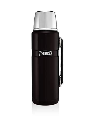 Thermos Isolierflasche Light /& Compact Isolierkanne Trinkflasche 0,35l Edelstahl
