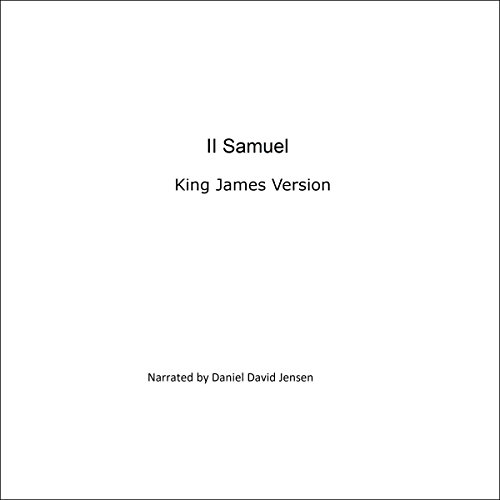 II Samuel audiobook cover art