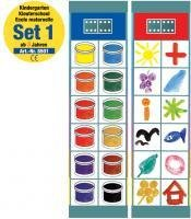 Huch & Friends 68501 Set 1: Kindergarten ab 3 Jahren