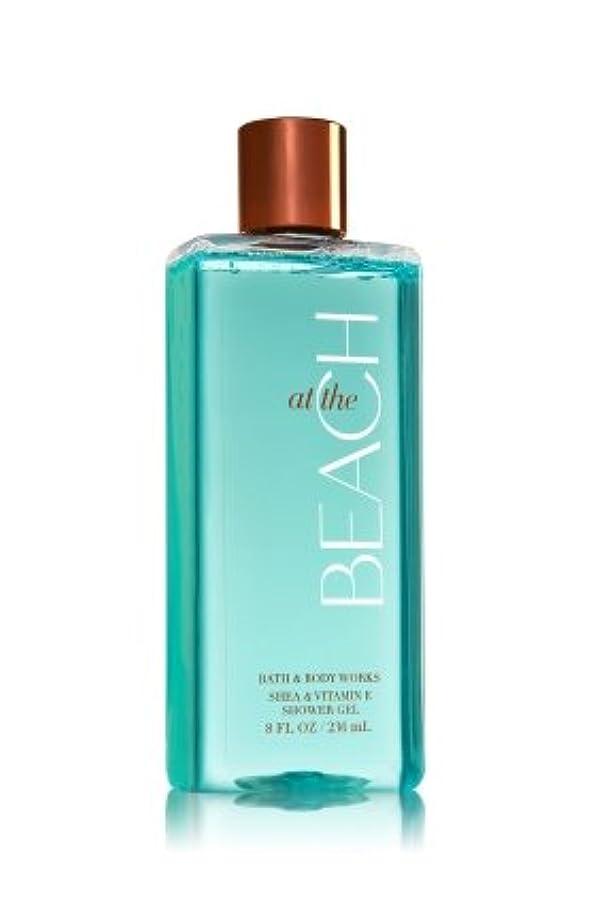 家事詩人ストラップ【Bath&Body Works/バス&ボディワークス】 シャワージェル アットザビーチ Shower Gel At The Beach 8 fl oz / 236 mL [並行輸入品]