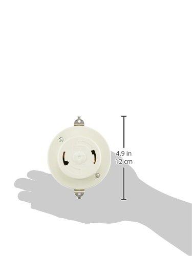 『パナソニック(Panasonic) フル引掛ローゼット 露出・埋込両用 WG6005WP 【純正パッケージ品】』の2枚目の画像