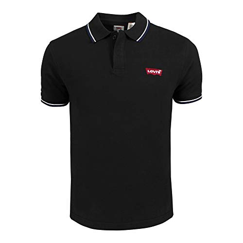 Levi's  ® SS Modern HM Polo Mineral Black
