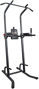 Spart Power Tower Pull Up Dip Station for Home Gym