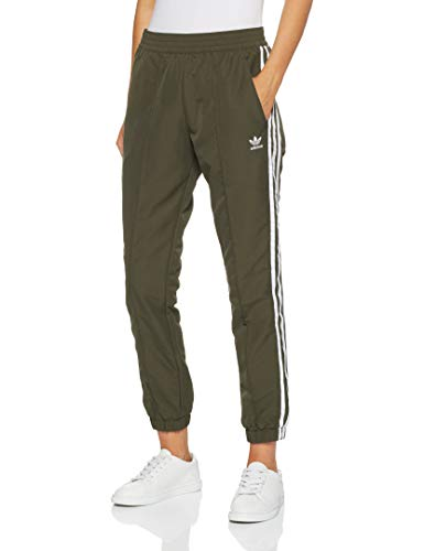 adidas Regular TP Cuf Hose, für Damen, Grün (CARNOC)