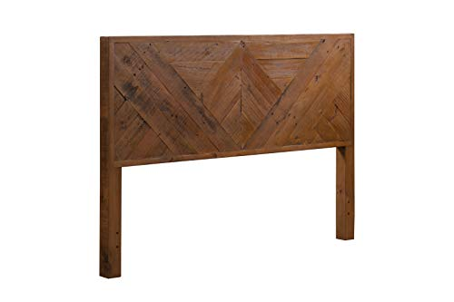 Farmhouse Style Wood Headboard