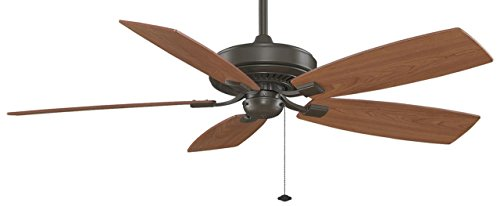 Fanimation TF710OB 60-Inch Edgewood Deluxe 5-Blade Ceiling Fan, Oil-Rubbed Bronze