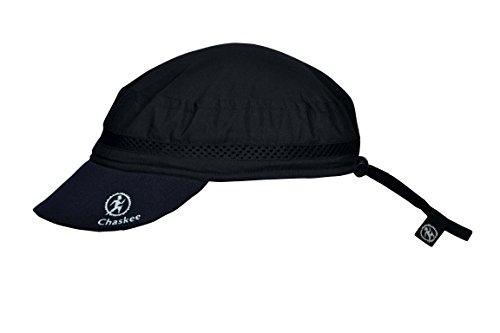 Chaskee Walking Cap Outdoorcap mit UV Schutz schwarz