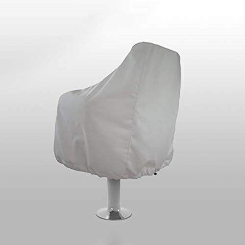 Silver Yacht Chair Cover, Indoor High Chair Cover Barkruk Dust Cover, Sun Protection/Stof/Waterdicht, Perfect Protection