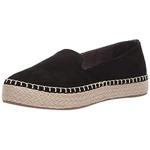 Dr. Scholl's Shoes Women's Find Me Loafer, Black Microfiber, 8 M US
