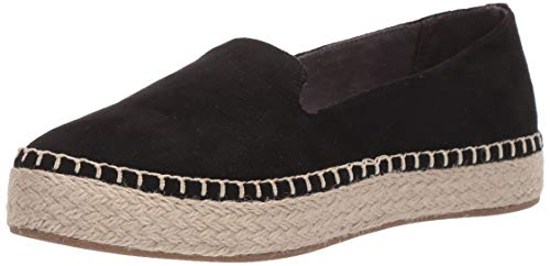 Dr. Scholl's Shoes Women's Find Me Loafer, Black Microfiber, 7.5 M US