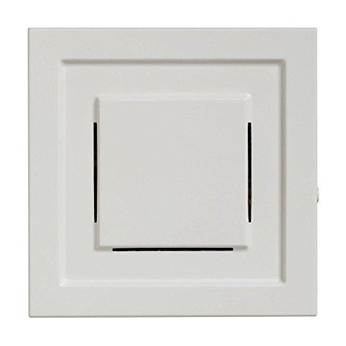 Hampton Bay Wireless Plug-In Door Chime Receiver, White