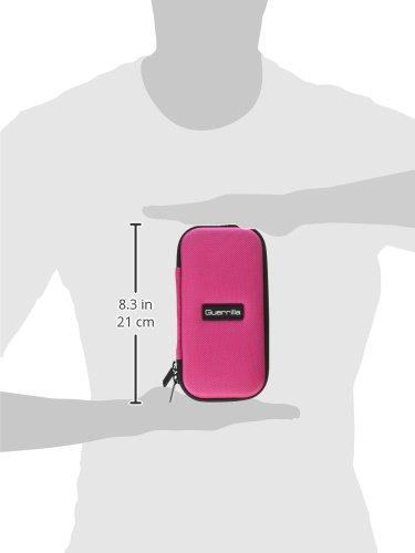 Guerrilla Hard Travel Case for TI-30X llS, TI BA ll Plus, TI-34 Multi View, TI-36X Pro, TI BA ll Plus Professional, and TI-30XS multi view Calculators, Pink Photo #2