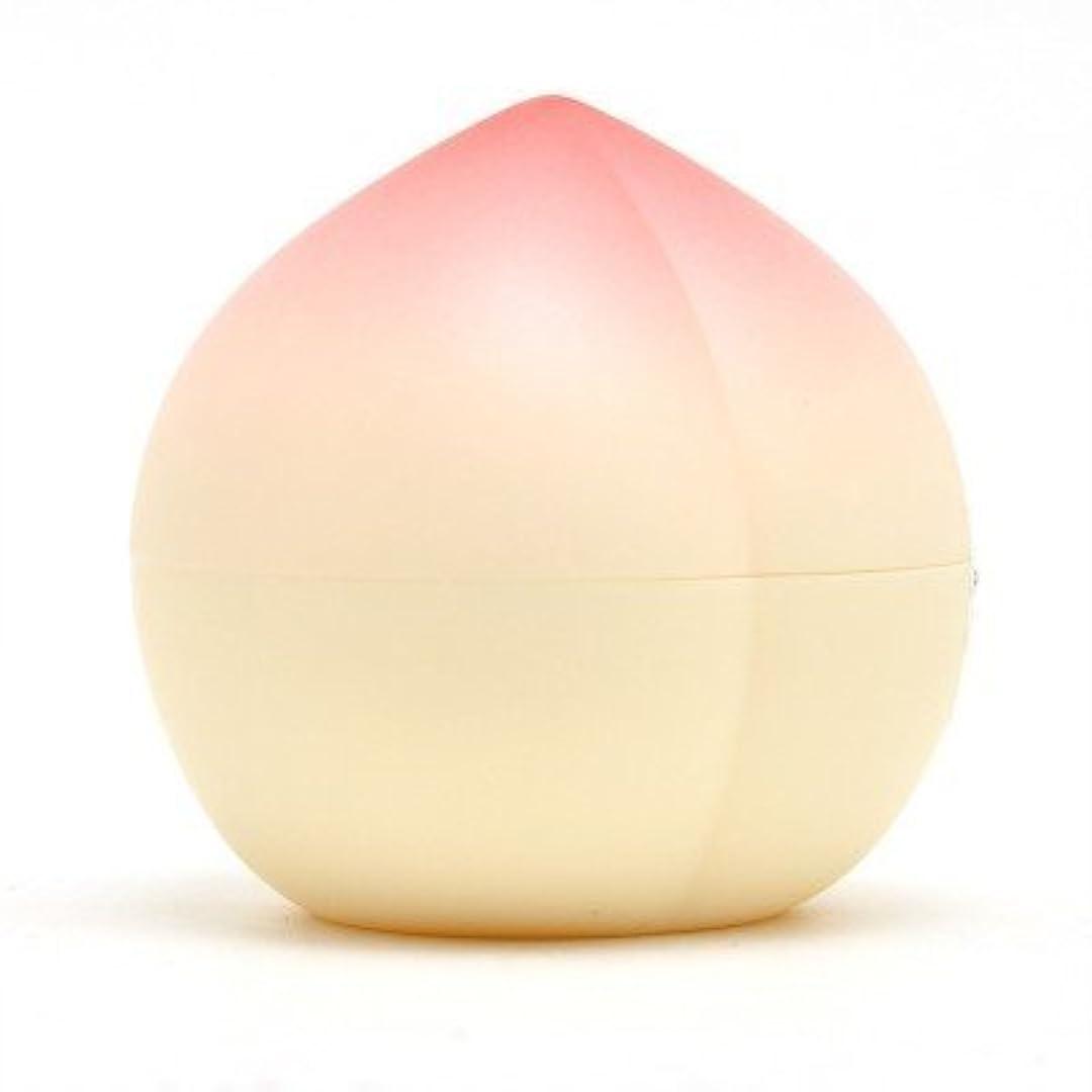 叙情的なくるくる家庭TONYMOLY トニーモリー ピーチ?ハンドクリーム 30g (Peach Antiaging Hand Cream) 海外直送品