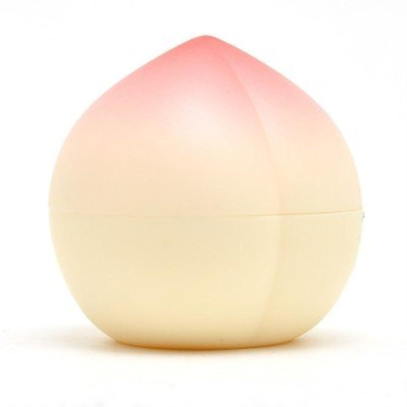 忌み嫌う調整する症候群TONYMOLY トニーモリー ピーチ?ハンドクリーム 30g (Peach Antiaging Hand Cream) 海外直送品
