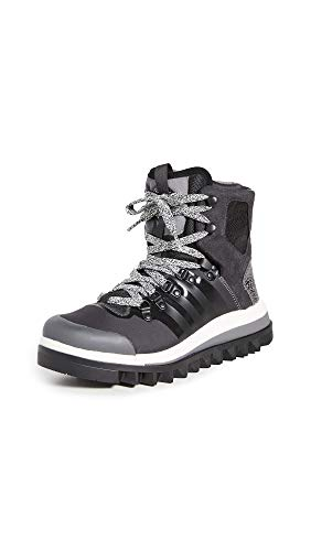 adidas by Stella McCartney Women's Eulampis Boots, Cblack/Utiblk/Granit, Black, 5 Medium US