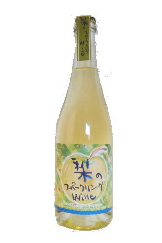 梨のスパークリングワイン750ml