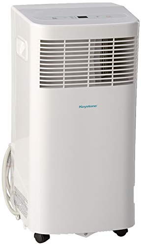Keystone 8,000 BTU 115V Portable Air Conditioner with Remote Control, Rooms up...