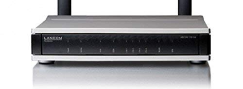 LANCOM Wireless, 1781AW, ADSL/ISDN, Annex A/B/J/M, All-IP, ADSL2+fähig,