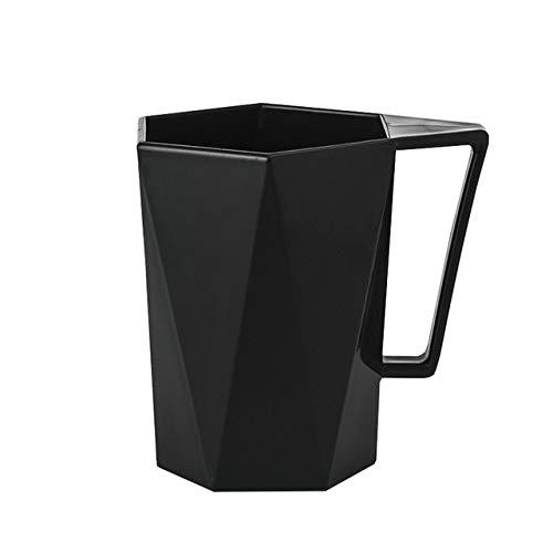 zhongzhichengcheng Tazas Personalizadas Novedad Taza Personalizada Jugo Lechoso Taza De Limón Café Té Tazas para Café Tazas De Cerámica Creativas Vasos De Plástico Reutilizables