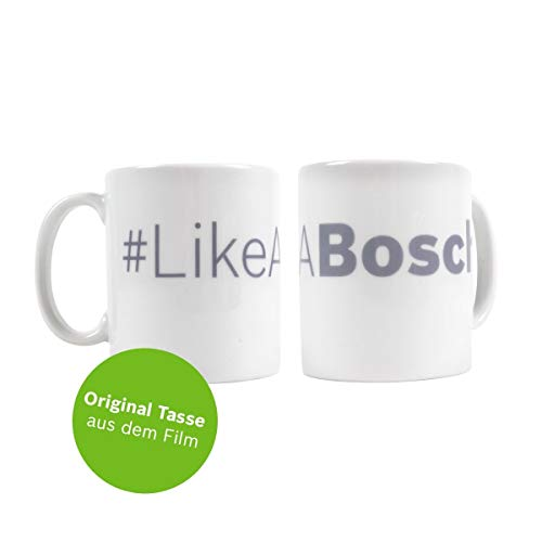 #LikeABosch Tasse