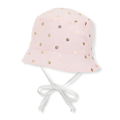 Sterntaler Baby-Mädchen Hut Mütze, Rosa (Zartrosa 707), XXXX-Large (Herstellergröße: 47)