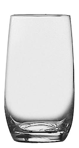 Schott Zwiesel Banquet Beker, Tritan Kristalglas, Transparente, 12 x 6,9 cm, 6