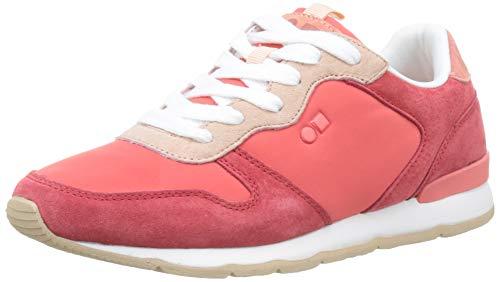 Coolway Noas, Sneakers Basses Femme, Rose (Cor 550), 37 EU
