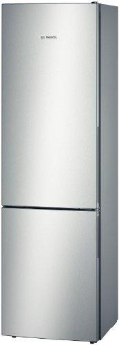 Bosch Serie 4 KGV39VL31S Autonome 342L A++ Acier inoxydable réfrigérateur-congélateur - Réfrigérateurs-congélateurs (342 L, SN-T, 7 kg/24h, A++, Nouvelle zone compartiment, Acier inoxydable)