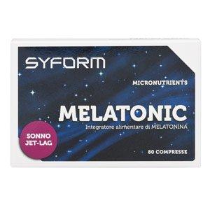 MELATONIC - 80 cpr - SYFORM