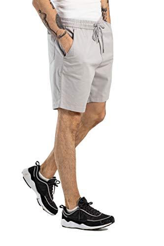 Reell Reflex Easy Short LW, Silver Grey M Artikel-Nr.1201-011 - 01-001