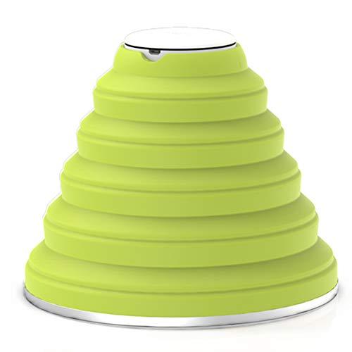 Portable Ultraviolet Sterilisatie Light, Multifunctionele UVC Bacteriedodende Desinfectie Lamp Met Een Desinfectie Module Die Afzonderlijk En Makkelijk Mee Te Nemen Kan Worden Gebruikt,Green