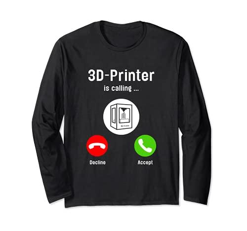 3 D stampante sta chiamando 3 D stampa 3 D stampa Maglia a Manica