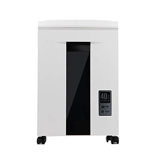 Aktenvernichter |6 A4-Blätter Gleichzeitig |Elektroschredder |Schützt Vor Datendiebstahl |20 Liter Mülleimer |Thermischer Überlastschutz |für Zu Hause Oder Im Büro