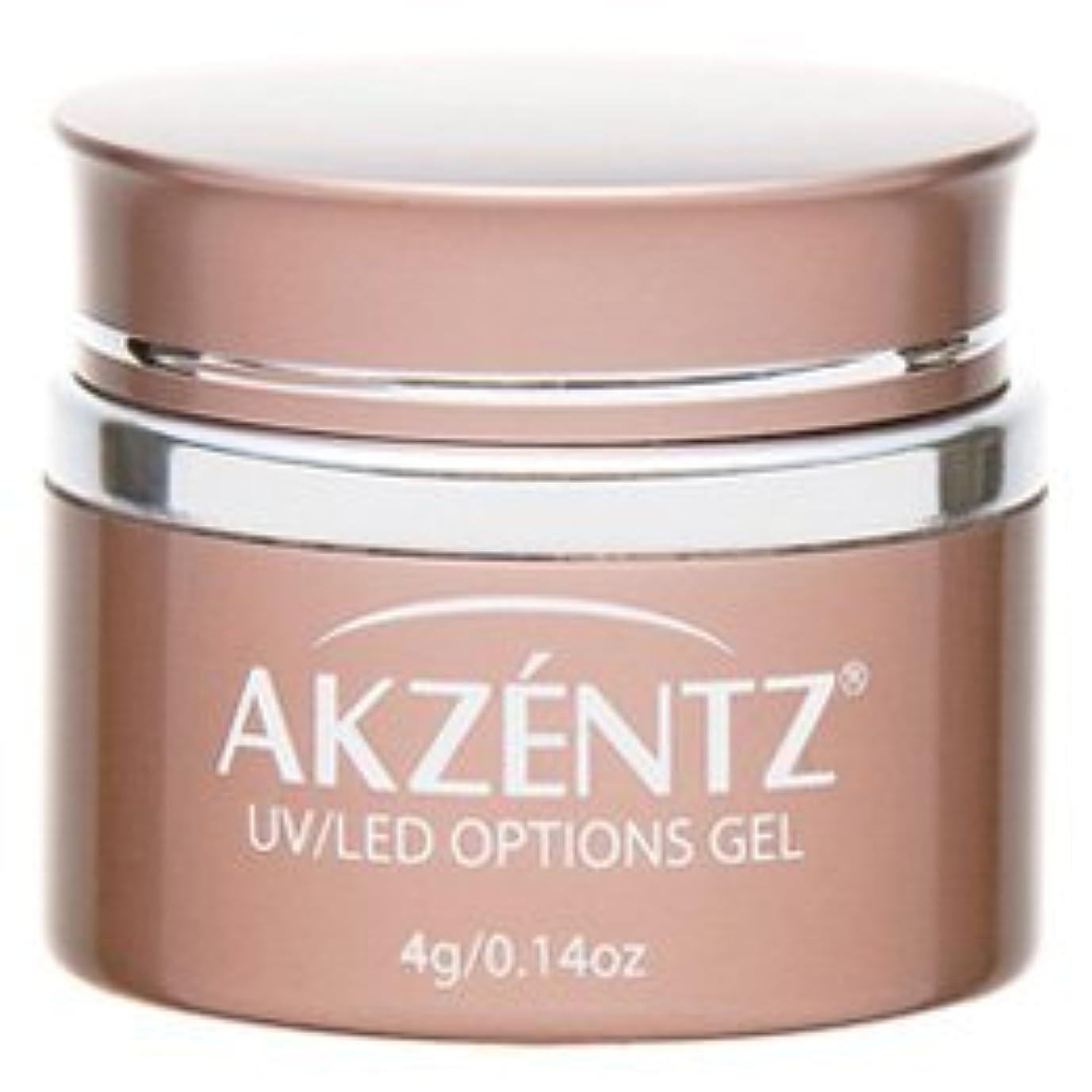 いろいろとげのある有害AKZENTZ(アクセンツ) UV/LED オプションズ クリアジェル 4g