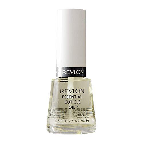 Revlon Essential Cuticle Oil, Nourishing Nail Care with Vitamin E, 0.5 oz