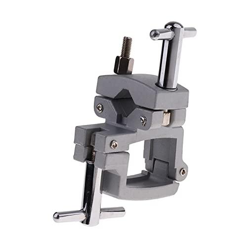 Yi-Achieve 1 soporte de abrazadera de conexión para percusión de tambor accesorio Multi Clip