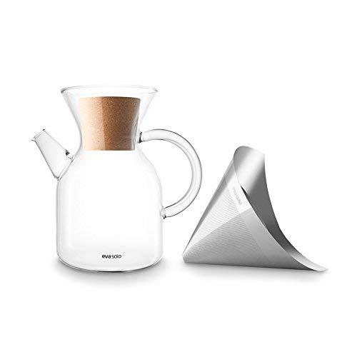 EVA SOLO Zaparzacz do kawy 1,0l CafeSolo Kolor Black, Wovenanzug, 1